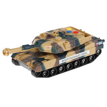 Машина Технопарк Танк боевой инерцционный 271722