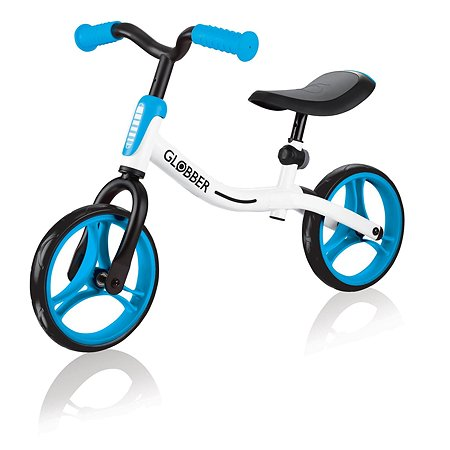 Беговел Globber Go Bike Бело-голубой 610-160