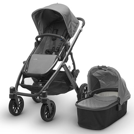 Коляска 2 в 1 UPPAbaby Vista Grey