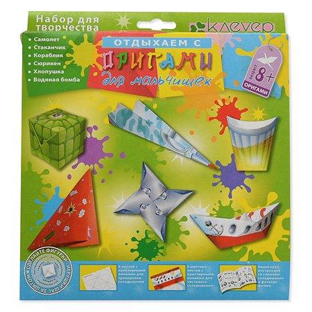 Набор для изготовления фигурок КЛЕVЕР Оригами