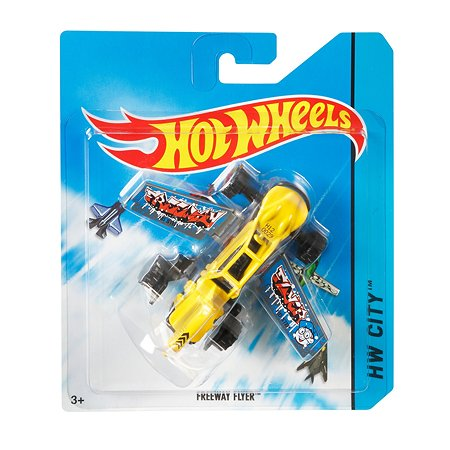 Самолёт Hot Wheels Freeway Flyer