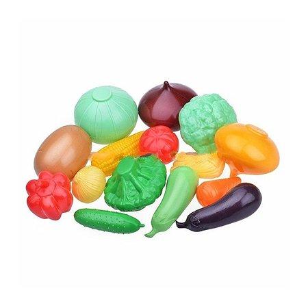 Большой набор Пластмастер овощи