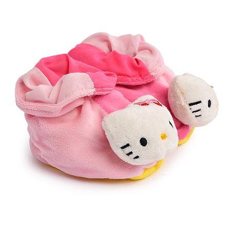 Игрушка-погремушка ABC Тапочки  Hello Kitty