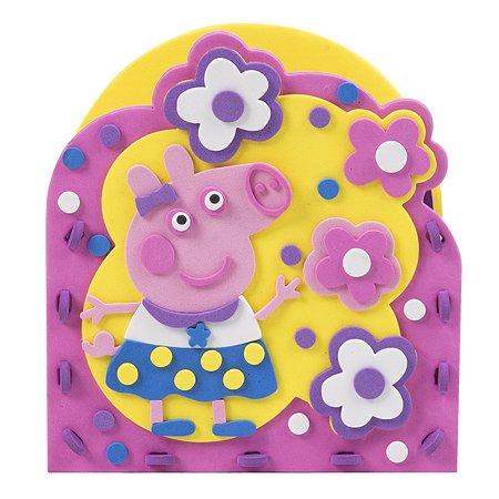 Набор для творчества Свинка Пеппа Pig Домик-подставка Т59204