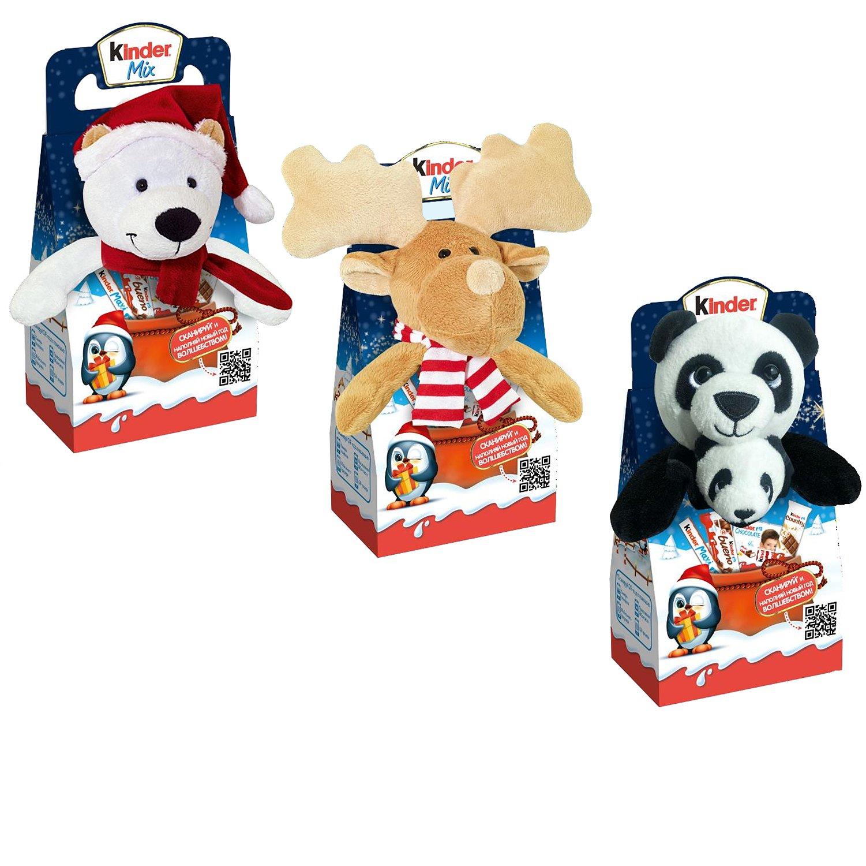 faded832e88fb Подарок Kinder Микс 137,5 г с игрушкой в ассортименте - купить в ...