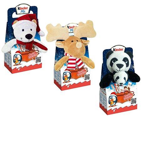 Подарок Kinder Микс 137,5 г с игрушкой в ассортименте