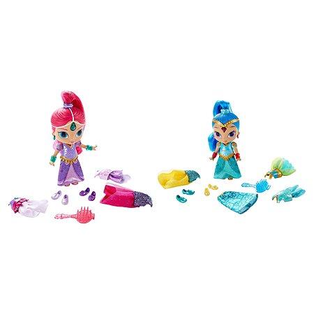 Куклы Shimmer and Shine в сверкающих нарядах в ассортименте
