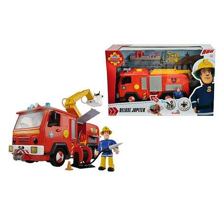 Машина Fireman Sam со звуком светом и функцией воды
