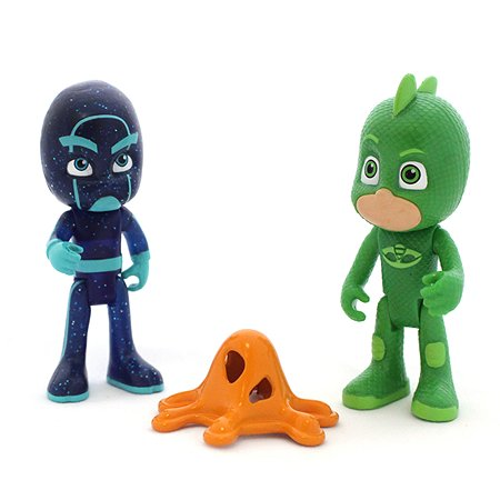 Игровой набор PJ masks Гекко и Ниндзя