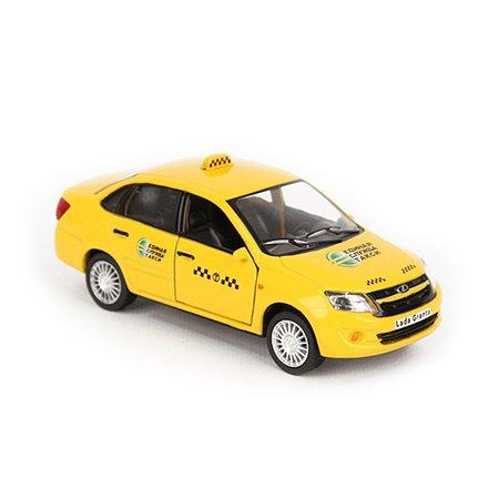 Машина инерц. Carline Такси Lada Granta 1:32мет. (свет,звук)