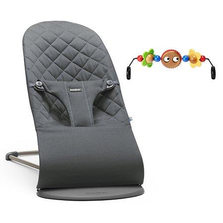 Кресло-шезлонг BabyBjorn Игрушка