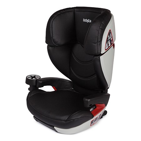 Автокресло Babyton Comfort Fix Eco Black