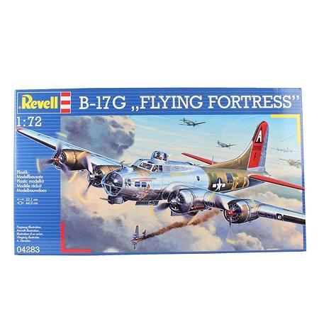 Самолет Revell бомбардировщик Боинг B-17G