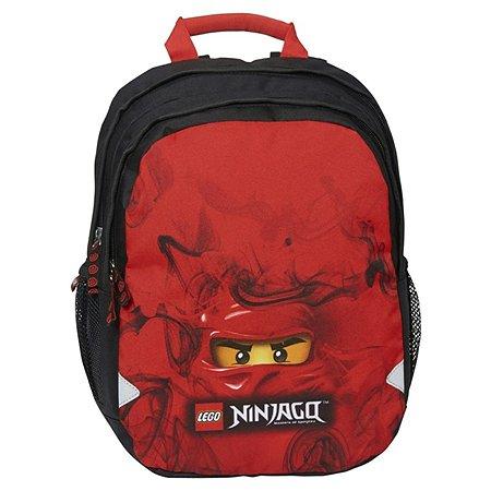 Рюкзак LEGO Ninjago (черно-красный)