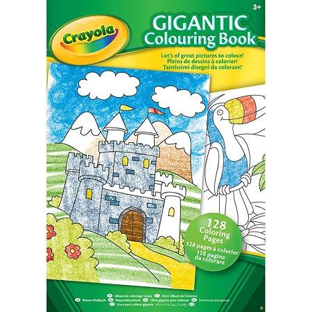 Большая раскраска Crayola в ассортименте
