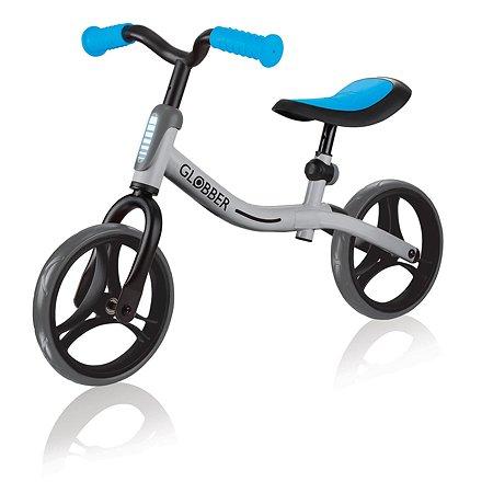 Беговел Globber Go Bike Серо-голубой 610-190