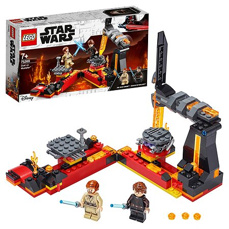Конструктор LEGO Star Wars Бой на Мустафаре 75269