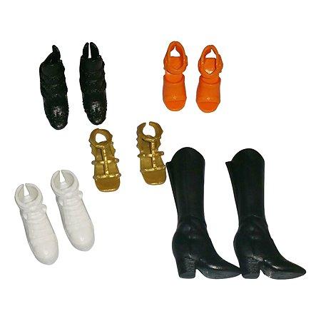 Набор Barbie Аксессуары обуви FCR92