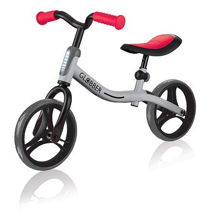 Беговел Globber Go Bike Серо-красный 610-192