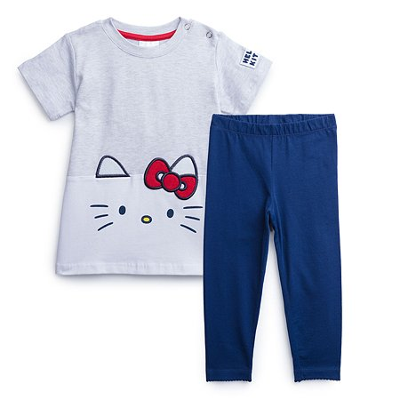 Комплект PlayToday футболка + легинсы