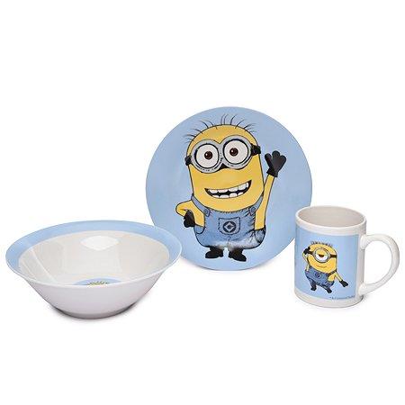 Набор посуды STOR Миньоны 3 предмета 244987