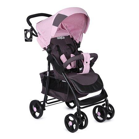 Коляска прогулочная Babyton Comfort Pink E01