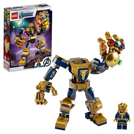 Конструктор LEGO Super Heroes Танос 76141