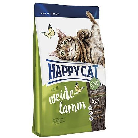 Корм сухой для кошек Happy Cat Supreme 300г яненок