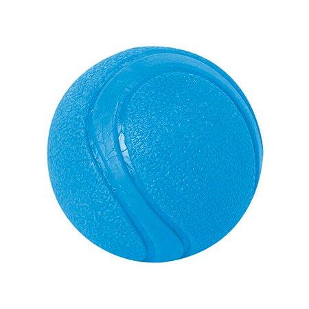 Игрушка для собак Woof мяч резиновый синий Woof