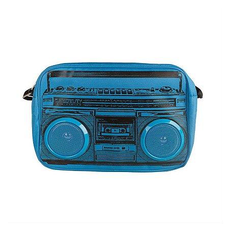 Сумка Fydelity ретро-магнитофон(синяя)