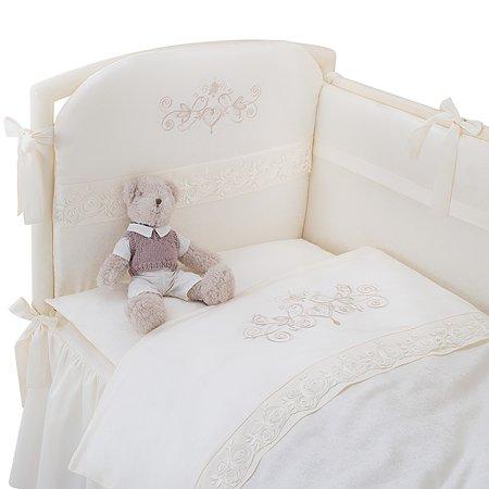 Комплект постельного белья Perina Версаль 4 предмета Шампань