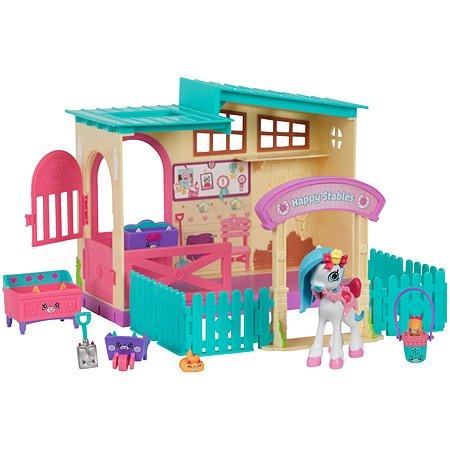 Набор Happy Places Shopkins Веселая конюшня 56688