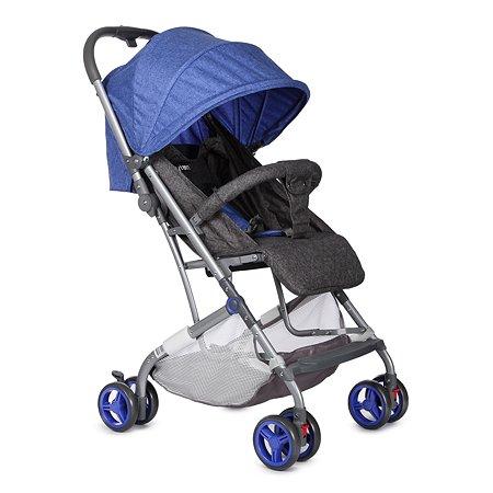 Коляска прогулочная Babyton Click Blue WLX217