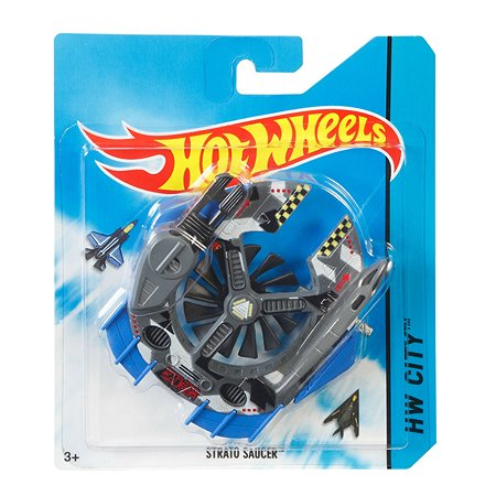 Самолёт Hot Wheels Strato Saucer