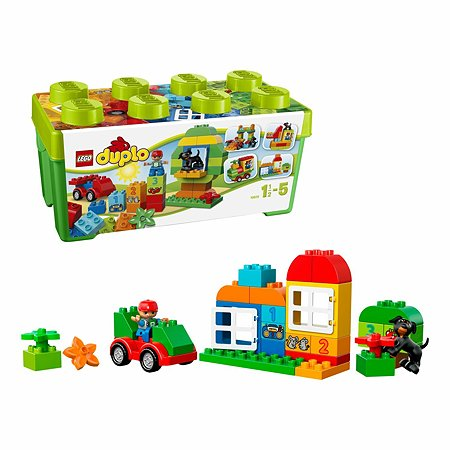 Конструктор LEGO DUPLO My First Механик (10572)