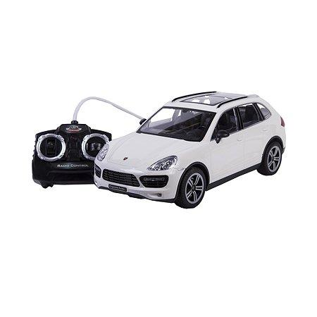 Машина Mobicaro РУ 1:16 Porsche Cayenne Белая