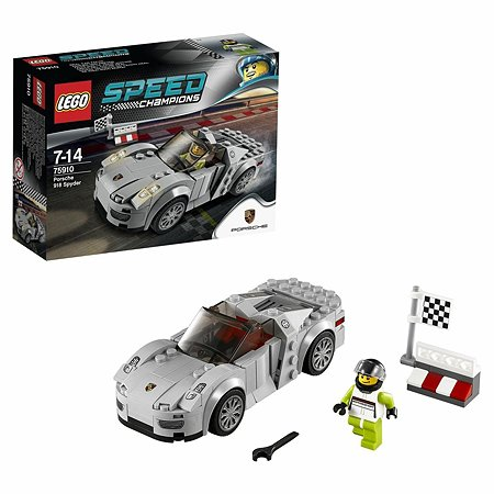 Конструктор LEGO Speed Champions No Data (75910)