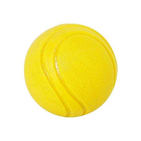 Игрушка для собак Woof мяч резиновый желтый Woof
