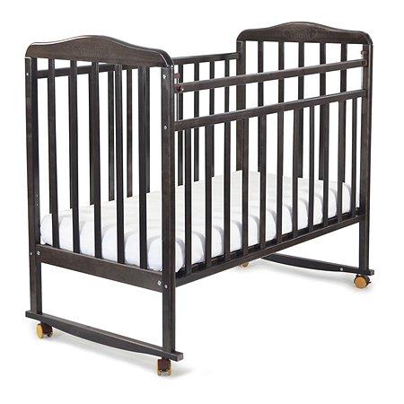 Кровать Наша Мама Джулия (венге)