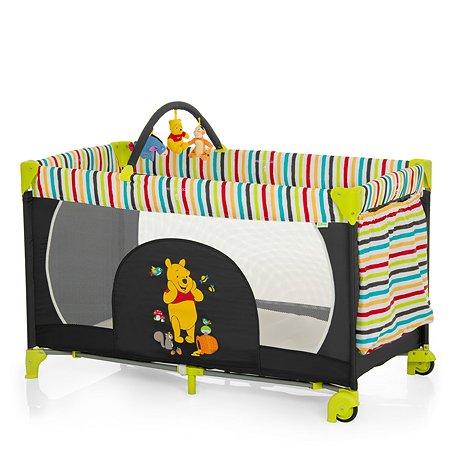 Манеж-кровать Hauck Dream'n Play Go Disney Pooh Tidy Time