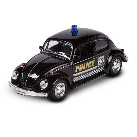 Машина Mobicaro Полиция Volkswagen Beetle 1:32