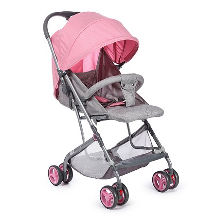 Коляска прогулочная Babyton Click Pink WLX217