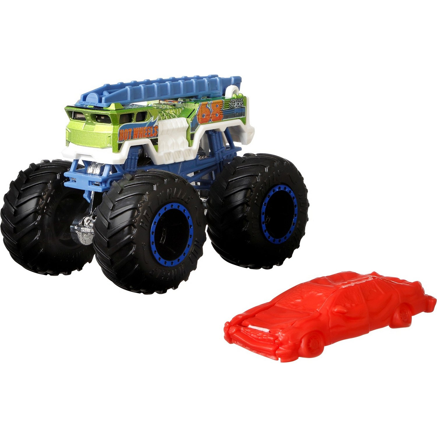 Машина Hot Wheels Monster Trucks GNN22