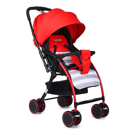 Коляска прогулочная Babyton Mobile Red WLX218