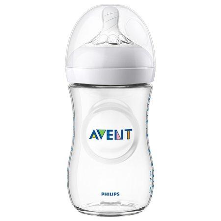 Бутылочка Philips Avent Natural2 260мл с 1месяца SCF033/17