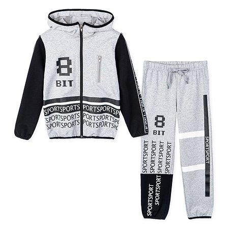 Комплект PlayToday толстовка + брюки