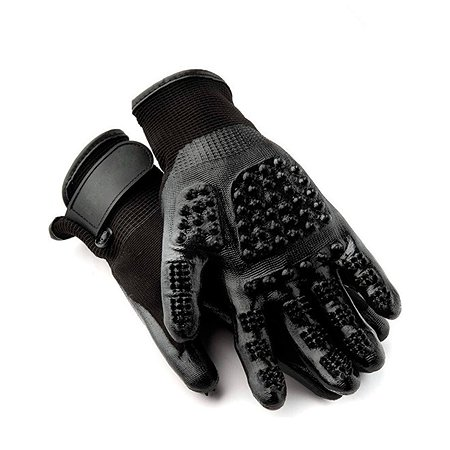 Перчатки для груминга Woof массажная пуходерка Woof