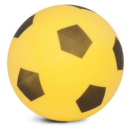 Игрушка ELC Футбольный мяч мягкий Желтый 128652