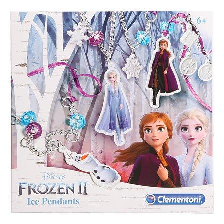 Набор Clementoni Frozen 2 Создание кулонов 18559RU