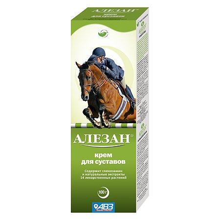 Крем для суставов для собак и лошадей АВЗ АВЗ Алезан 100г